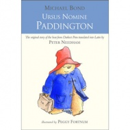 Ursus Nomine Paddington: A Bear Called Paddington (Latin)