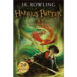 Harrius Potter et Camera Secretorum  (Latin)