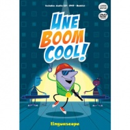 Une Boom Cool ! - French Rap Songs CD & DVD Pack