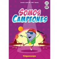 Somos campeones - Spanish Rap Songs CD & DVD Pack