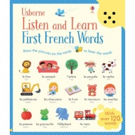 Usborne Listen and Learn First French Words