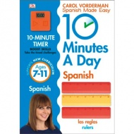 Carol Vorderman - 10 Minutes a Day Spanish