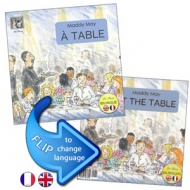 À Table / At the Table (French - English)