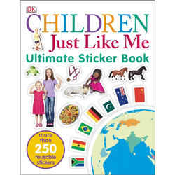 Children Just Like Me - Ultimate Sticker Book