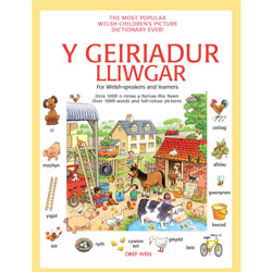 Y Geiriadur Lliwgar / First Thousand Words in Welsh