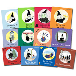 Berthe the Witch Complete Set (12 Books)