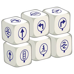 Talking Dice Add-Ons - Directions (Set of 6)