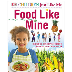 Children Just Like Me - Food Like Mine
