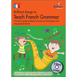 Brilliant Songs to Teach French Grammar