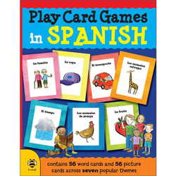 Play Card Games in Spanish