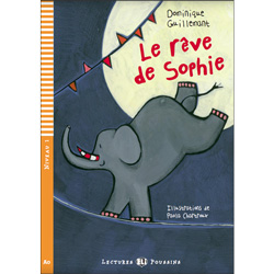 ELI Young French Readers: Level 1 -  Le rêve de Sophie