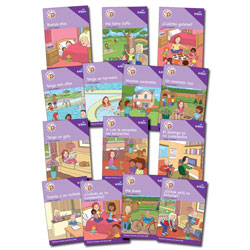 Learn Spanish with Luis y Sofía: 1a Parte Storybook Pack (Years 3–4)