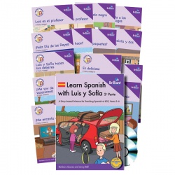 Learn Spanish with Luis y Sofía: 2a Parte Starter Pack (Years 5-6)