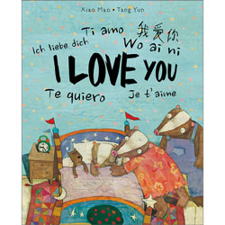 I Love You (a multilingual story)