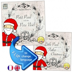 Petit Paul veut être Père Nöel /  Little Paul Wants to be Father Christmas (French - English)