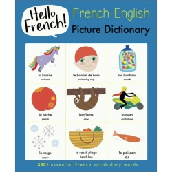 Hello French! French-English Picture Dictionary