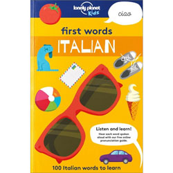 Lonely Planet Kids - First Words Italian