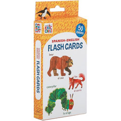 World of Eric Carle ™ Spanish-English Flash Cards