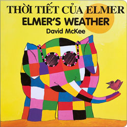 Elmer's Weather ( Vietnamese - English)