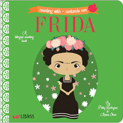 Lil'libros - Counting With / Contando Con Frida