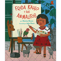 Frida Kahlo y Sus Animalitos