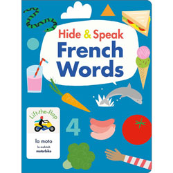 Hide & Speak French Words
