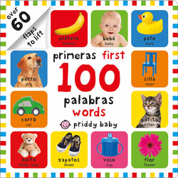 Lift-the-Flap First 100 Words / Primeras 100 Palabras