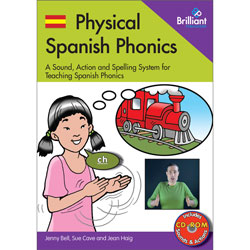 Physical Spanish Phonics