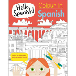 Hello Spanish! Colour In Spanish
