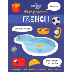 Lonely Planet Kids - First Phrases French