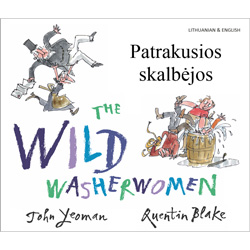 The Wild Washerwomen: Lithuanian & English