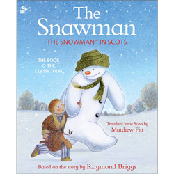 The Snawman : The Snowman in Scots