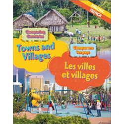 Comparing Countries: Towns and Villages (English & French)
