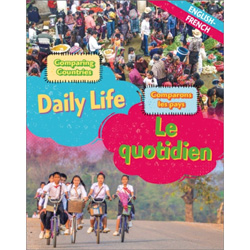 Comparing Countries: Daily Life (English & French)