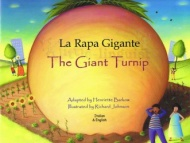 The Giant Turnip / La Rapa Gigante (Italian)