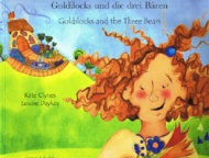 Goldilocks & The Three Bears / Goldilocks und die drei Bären (German)