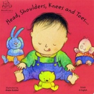Head, Shoulders, Knees and Toes (Korean & English)