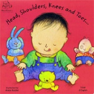 Head, Shoulders, Knees and Toes in Chinese and English