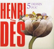 Henri Dès no.5 (Dessin Fou) - Audio CD