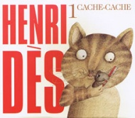 Henri Dès no. 1 (Cache-cache) Audio CD