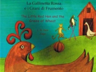 The Little Red Hen / La Gallinetta Rossa (Italian)