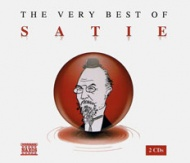 The Very Best of Satie - 2 Audio CDs