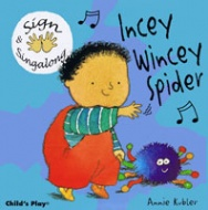 Sign & Singalong - Incey, Wincey Spider (BSL)