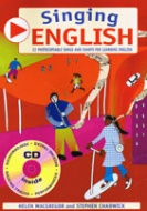 Singing English (Photocopiable - with CD)
