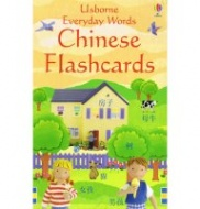Usborne Chinese Flashcards (Everyday Words)
